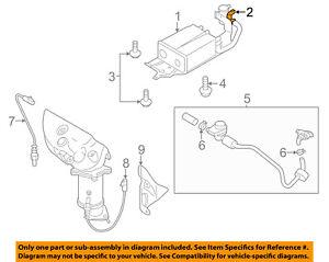 image is loading mazda-oem-10-14-cx-9-vapor-canister-