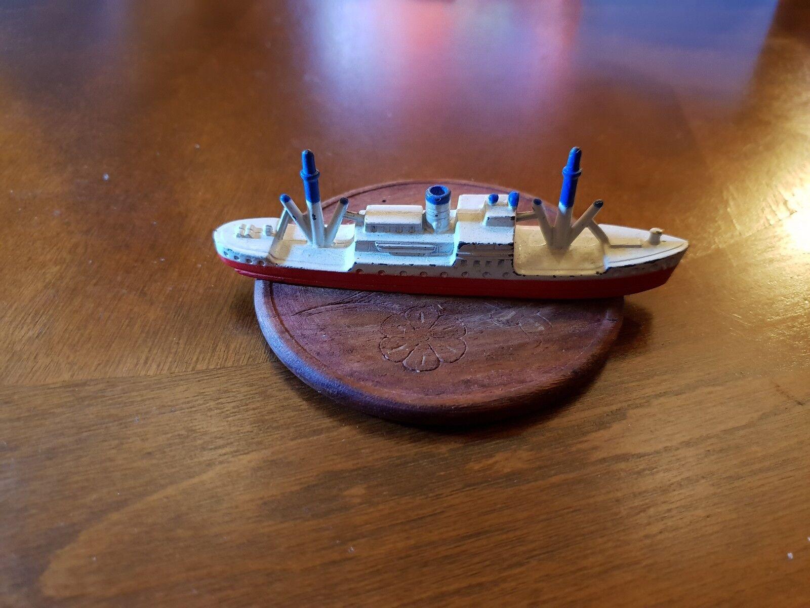 diseño único TootsieJuguete TootsieJuguete TootsieJuguete no.129 tender Inglés Camuflaje parte inferior de 1941-1942  100% autentico