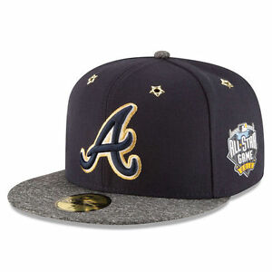 outlet store 6d471 46e3a Image is loading Atlanta-Braves-New-Era-2016-MLB-All-Star-