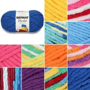 Bernat-Blanket-Brights-Super-Chunky-Yarn-Polyester-Knitting-300g-Ball