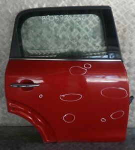 BMW Mini Countryman R60 Door Rear Right O/S Blazing Red Metallic - B63