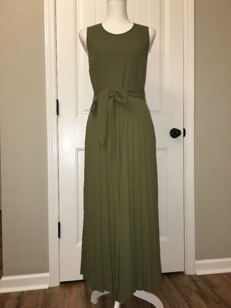 7ab3d90592a New J Crew Dewberry Frosty Sz 00 H8025 Jumpsuit Olive npoooo340-Jumpsuits    Rompers