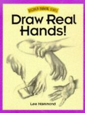 Discover Drawing: Draw Real Hands! by Lee Hammond (1997, Paperback)