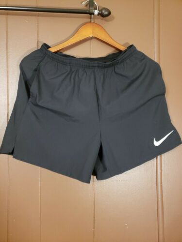 Black nike tempo shorts medium used sports dry fit