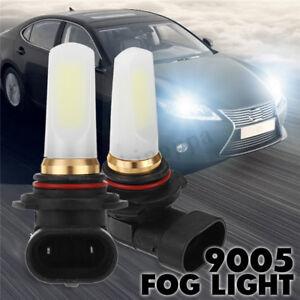 2PCS-COB-48SMD-4W-9005-LED-Car-Fog-Light-DRL-Lamp-Bulbs-White-DC12-24V-2