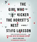 The Millennium Trilogy: The Girl Who Kicked the Hornet's Nest No. 3 by Stieg Larsson (2010, CD, Unabridged)