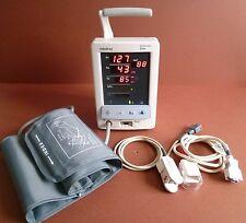 Datascope Duo Masimo Set SpO2 Monitor de los signos vitales del paciente + Conjunto + Brazalete de grandes Masimo