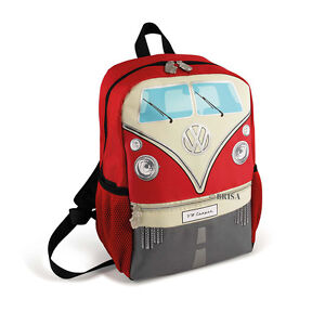 c1cd7923f2194 Image is loading Official-VW-Camper-Van-Kids-School-Backpack-Bag-