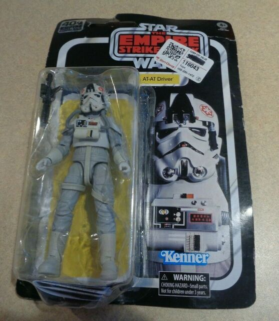 "STAR WARS The Black Series 6/"" 40th Anniversary ESB AT-AT Driver"