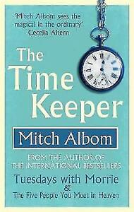The-Time-Keeper-Albom-Mitch-New