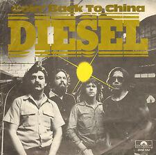 "DIESEL – Goin' Back To China (1979 NEDERPOP VINYL SINGLE 7"")"