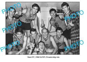 OLD-8x6-PHOTO-STURT-FC-SANFL-1960-PREMIERSHIP-WIN