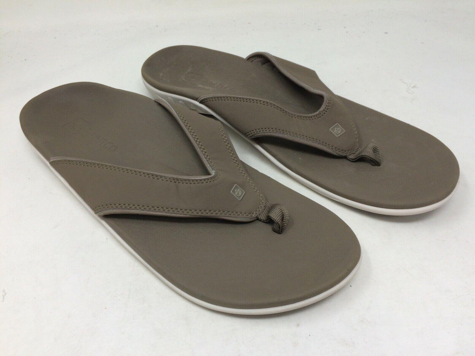New     Men's  Spenco Yumi Sandal Tan  M64