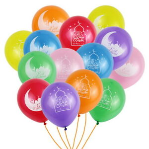 New-10PCS-10-039-039-Eid-Mubarak-Latex-Balloons-Islamic-New-Year-Home-Party-Ornament