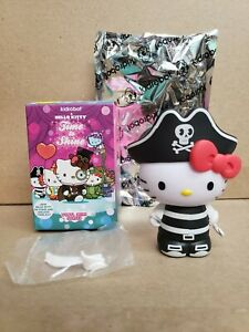"""Pirate Kidrobot x Hello Kitty Time to Shine 3/"""" Vinyl Figure"""