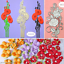 Flowers-Frame-Design-Metal-Cutting-Dies-DIY-Craft-Scrapbooking-Album-Die-Cuts thumbnail 6