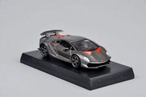 Diecast-1-64-Kyosho-Lamborghini-Sesto-Elemento-Model-Vehicle-Car-Kids-Toy-w-Base