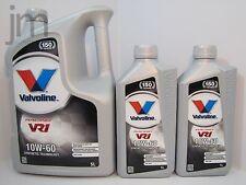 2L + 5L 7 Liter VALVOLINE VR1 RACING 7L Motoröl Öl - SAE 10W-60 Oil 10W60