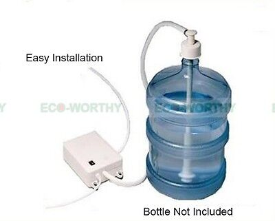 ECO 120V AC Bottled Water Dispensing Pump System Replaces Bunn Flojet BW1000A
