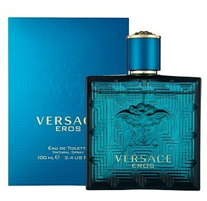Versace Eros 100mL EDT Spray Authentic Perfume for Men COD PayPal