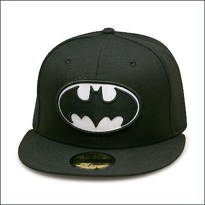 New Era Batman Fitted Hat BLACK/White DC comics joker jordan 3 cyber monday 1 OG