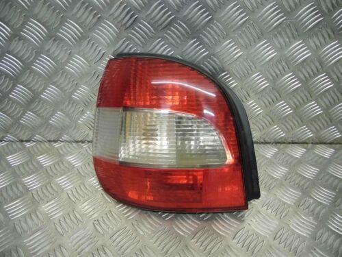 2002 Renault Scenic Hatchback Passengers Side Rear Light