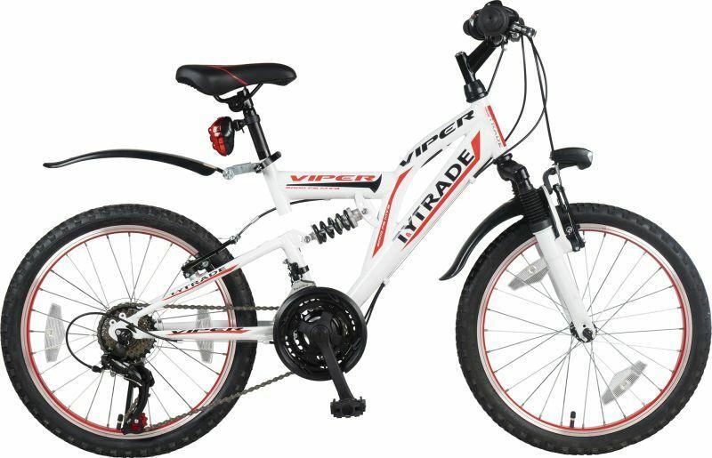 24  24 Zoll MTB Kinderfahrrad Mountainbike Kinder Jungen Jugend Fahrrad Rad Bike