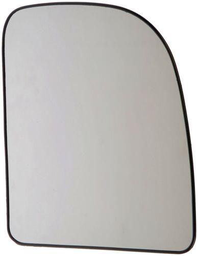 Door Mirror Glass-Mirror Glass Boxed Right Upper Dorman 56115 Door