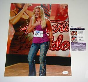 image is loading young kellie pickler american idol color 11x14 photo