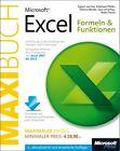 Microsoft Excel: Formeln & Funktionen - Das Maxibuch von Bodo Fienitz, Eckehard Pfeifer, Sara Unverhau, Helmut Reinke und Egbert Jeschke (2013, Gebundene Ausgabe)