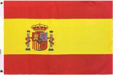 SPAIN FLAG 3X5 FEET 3/'X5/' SPANISH EUROPEAN NEW F1085