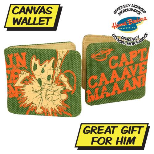 TV Cartoon Cadeau Cool Cash Cartes Sac à main argent Smart TRENDY Capitaine Homme des cavernes Portefeuille