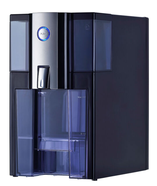 Puricom Zip Countertop Reverse Osmosis Water Filter Black For Online Ebay