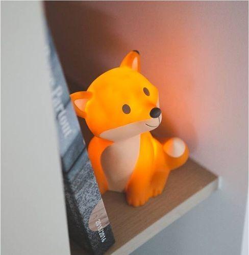 ATELIER PIERRE PIERRE PIERRE Ceasar Fox LED Lampe Orange NEU OVP Fuchs Nachtlicht Leuchte | Outlet Online  044b35