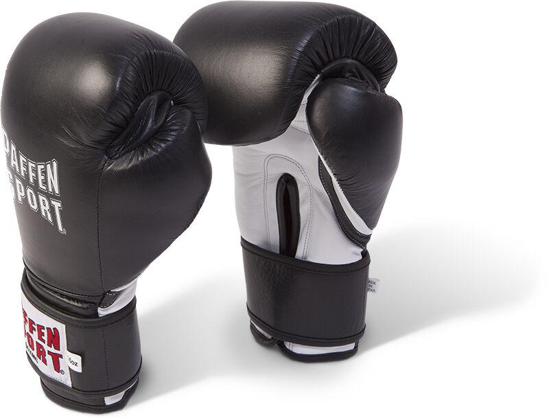Pro Klett Profi Sparrings Handschuhe von Paffen Sport Sport Sport Leder.Sparring. Training. df0537