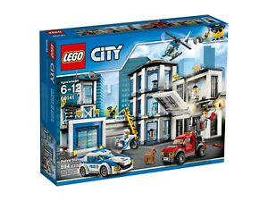 LEGO-City-60141-Polizeiwache-NEU-OVP