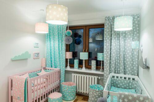 Kinderzimmerlampe Hängelampe Deckenlampe HÄNGELEUCHTE für Kinder Stars