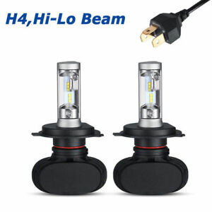 2X-Car-LED-Headlight-Replace-Bulbs-Lamp-Hi-Lo-Beam-NIGHTEYE-8000LM-H4-9003-HB2