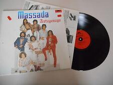 LP Pop Massada - Astaganaga (8 Song) POLYDOR