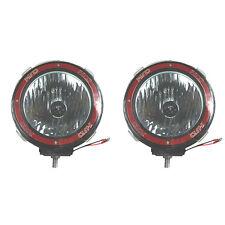 Pair 4 Inches 4x4 Off Road 6000k 55w Xenon Hid Fog Lamp Light Flood 2pcs