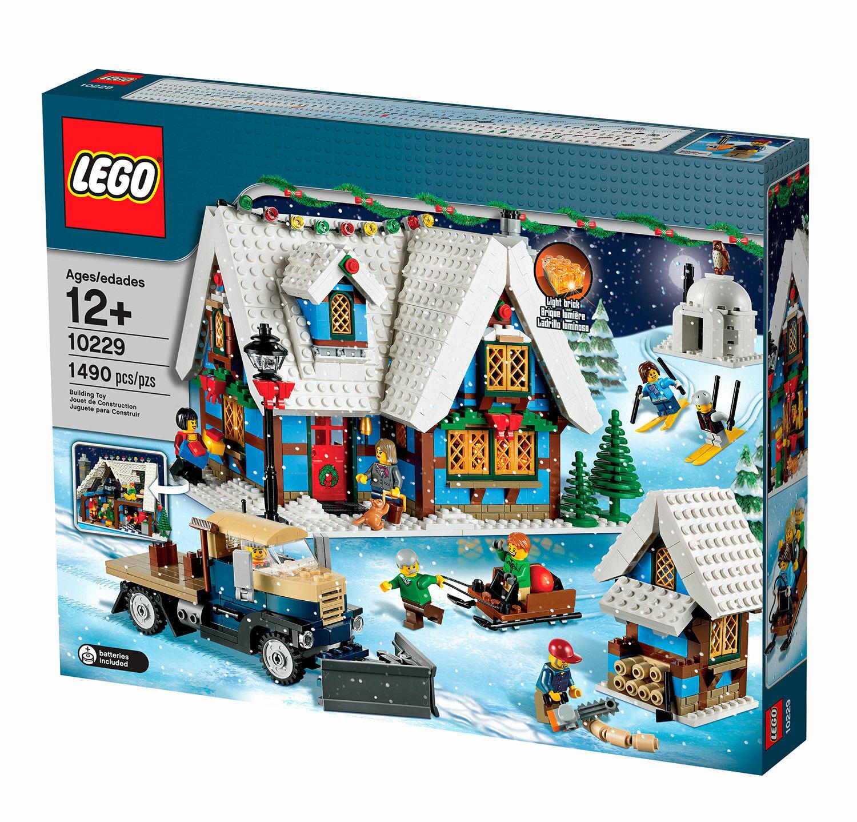 LEGO 10229 WINTER VILLAGE COTTAGE neuf scelle rare