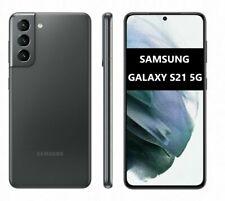 Smartphone mobile Samsung Galaxy S21 5G 8+256Go Dual Sim SM-G991 Gris