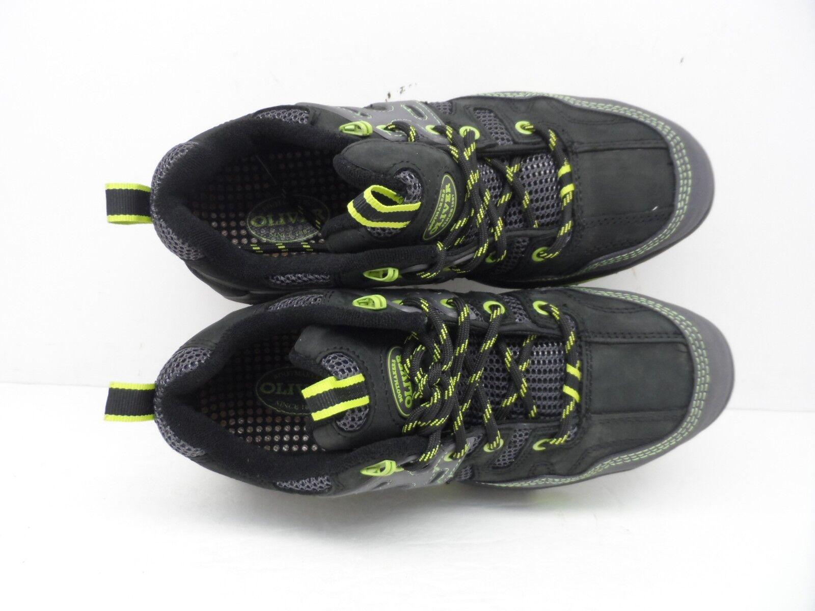 Oliver by Honeywell Para Excursionista Mujer Zapatos Trabajo Para Excursionista Para industrial baja tamaño OL21111 11M 4dd1c3