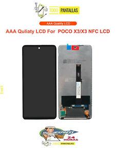 Pantalla Lcd + Tactil XIAOMI POCO X3·  M2007J20CG NFC 6,67 pulgadas