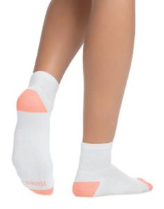 Hanes Women/'s Cool Comfort® Ankle Socks 6-Pack 681V6