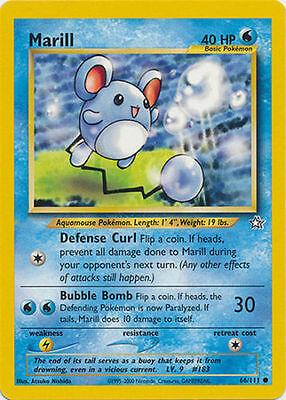 Onix 69//111 1ST EDITION Neo Genesis Set Pokemon Card NEAR MINT