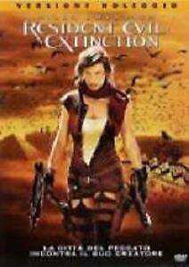 Resident-Evil-Extinction-Dvd-Nuovo-Sigillato-Rent
