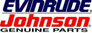 NOS Genuine OMC Johnson Evinrude 376491 0376491 Cylinder Head Outboard