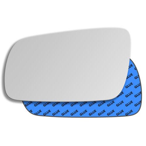 Links Fahrerseite Spiegelglas Außenspiegel für Skoda Fabia 1999-2007
