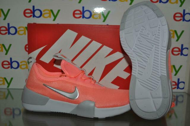 a20763e07b3a3 Youth Big Kids Nike Ashin Modern (gs) Ao1686-600 Girls Running Shoes ...